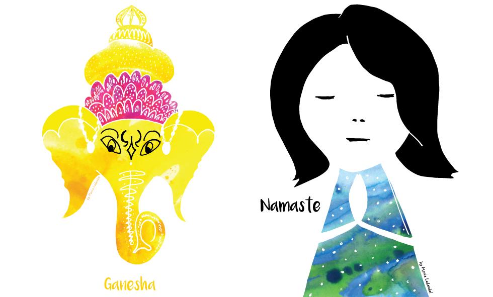 Yogaprints_Ganesha_Namaste